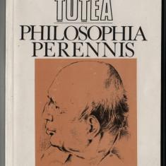 Petre Tutea - Philosophia perennis - Filosofie