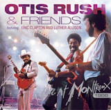 OTIS RUSH, ERIC CLAPTON & LUTHER ALLISON - LIVE AT MONTREUX, 1986, DVD + CD