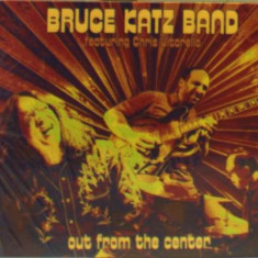 Bruce Katz Band - Out From the Center ( 1 CD ) - Muzica Blues