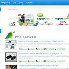 Website de anunturi si online marketing www.big-ant.ro - Solutii business