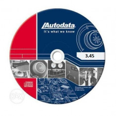 Pachet: Autodata 3.45 + TecDoc q3 2016 + Vivid Workshop 2015 + Tolerance Data - Manual auto