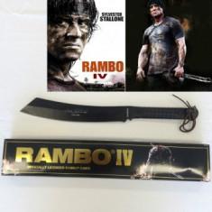 Maceta Rambo 4 - Rambo IV - Briceag/Cutit vanatoare