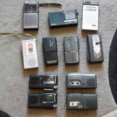 Colectie reportofon vintage Panasonic, etc defecte