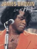 JAMES BROWN - LIVE AT MONTREUX, 1981, DVD + CD
