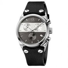 Calvin Klein Eager Men's Quartz Watch K4B381B3 Produs la comanda [TEST TEXT] - Ceas barbatesc Calvin Klein, Casual