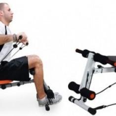 Aparat multifunctional fitness profesional Golden Star Six Pack Care - Echipament Fitness