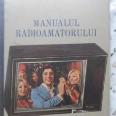 Manualul Radioamatorului - I.i. Spijevski, 400066 - Carti Electrotehnica