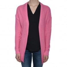 Cardigan Fara Nasturi Vila Lexi Knit Pink