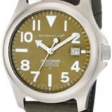 Momentum Men's 1M-SP00G6G Atlas Green Dial Khaki Cordura Watch Produs la comanda [TEST TEXT]