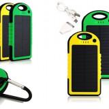 Baterie externa solara 5000mah