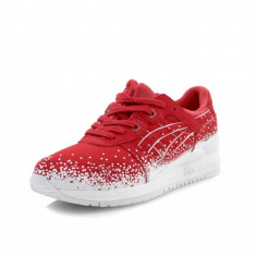 Adidasi Asics Gel-Lyte III Christmas marimea 42.5 - Adidasi barbati Asics, Culoare: Rosu