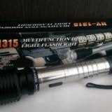 Lanterna electrosoc autoaparare cu 3 faze de iluminare HY-1315