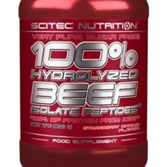 100% Hydrolyzed Beef Isolate Peptides 900g SNHBI900ACH almond chocolate 900 gr