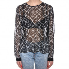 Bluza Dama Fransa Togrid Negru, Marime: S, M, L, XL