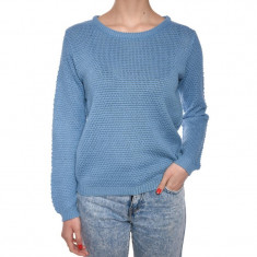 Pulover Bumbac Ichi Maluna Bonnie Blue
