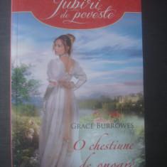 GRACE BURROWES - O CHESTIUNE DE ONOARE