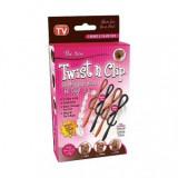 Twist n Clip set 4 accesorii de par