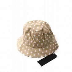 Palarie Dama Only Onlellen Bucket Hat Pumice Stone / Dots Cloud Dancer