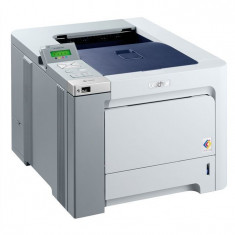 Imprimante second hand color Brother HL-4050CDN - Imprimanta laser color