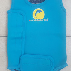 Neopren copii 1 an, Confidence Baby Warma, Albastru, 30