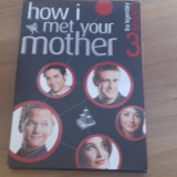 How i met your mother - Season 3 - 20 Ep- DVD [A, B] - Film serial, Comedie, Engleza