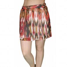 Fusta Scurta Vero Moda Carlton, Marime: XS, S, M, L, XL, Culoare: Multicolor