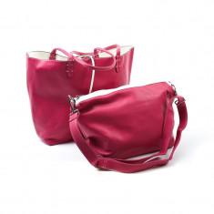 Geanta Dama Charmant D-88542 Cerise, Culoare: Roz
