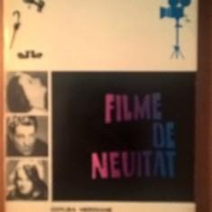 Filme de neuitat - Volumul I - D.I. Suchianu; Constantin Popescu (1972)