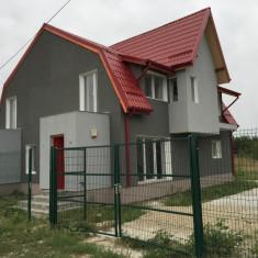 Vila in duplex ( Ilfov, Caciulati ) - Casa de vanzare, 105 mp, Numar camere: 3, Suprafata teren: 250