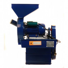 Moara electrica cu ciocanele nr. 8 3in1 Micul Fermier 500 kg/h ( max )