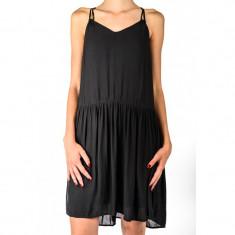 Rochie Vero Moda Stella Phantom - Rochie de seara Vero Moda, Marime: M, Culoare: Negru