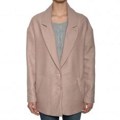 Palton Vero Moda Noa Taimi Mahogany Rose - Palton dama Vero Moda, Marime: L, M, S, XS, Culoare: Roz