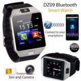 Ceas DZ09 Metalic SmartWatch – microSIM