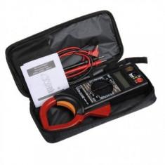 Cleste ampermetric digital clampmetru DT266 - Ampermetru