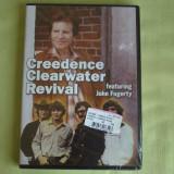 CREEDENCE CLEARWATER REVIVAL feat. John Fogerty - D V D Original NOU (Sigilat) - Muzica Rock