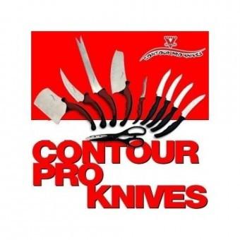 Set cutite bucatarie premium Contour Pro Knives foto
