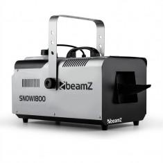 Beamz Snow 1800 masina de zăpadă de 2, 5 litri 10m³ 1800W cu control de la distanță