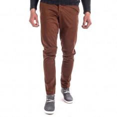 Pantaloni Lungi Bumbac Jack&Jones Marco Wright Visiniu Slim Fit