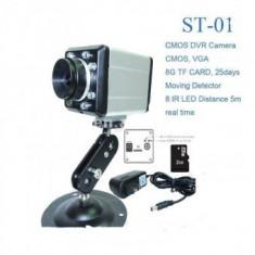 Camera video cu SD card si IR ST-01