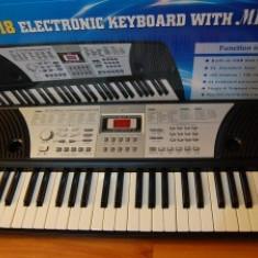 Orga electronica muzicala 54 de clape XY-218
