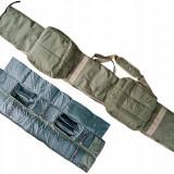Husa -Geanta - Baracuda C5-T pentru 4 lansete crap de 3, 9m din 2 tronsoane - Geanta pescuit