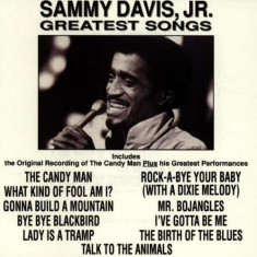 Sammy Davis Jr. - Greatest Songs ( 1 CD ) - Muzica Rock