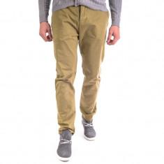 Pantaloni Lungi Bumbac Selected Five Todd Chino Aurii - Pantaloni barbati, Marime: 30, 31, 32, 33, Culoare: Khaki