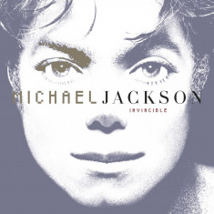 Michael Jackson Invincible (cd) - Muzica Pop