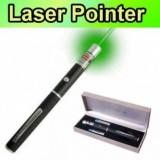Laser pointer verde 2000mW - Laser lumini club