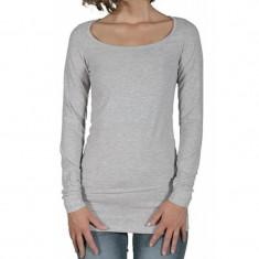 Bluza Dama Vero Moda Adda Color Gri Deschis, Marime: XS, S, M, L
