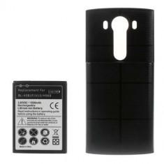 Acumulator De Putere LG V10 BL-45B1F Cu Capac Baterie Spate Negru