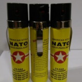 Spray super-paralizant autoaparare Nato 110 ml - Spray paralizant