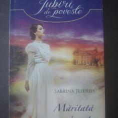 SABRINA JEFFRIES - MĂRITATĂ CU UN VICONTE - Roman dragoste