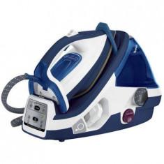 Fier de calcat Tefal Tefal GV8962, talpa autoclean, 2400 W, 1.6 l, 430 g/min, alb-albastru - Statie de calcat